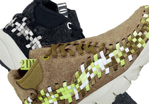 footscape woven 版 型